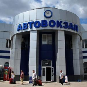 Автовокзалы Бессоновки
