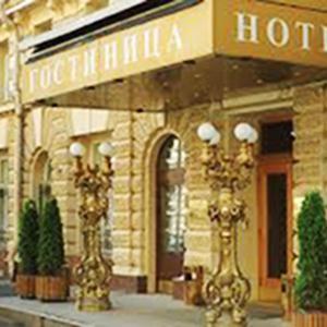 Гостиницы Бессоновки