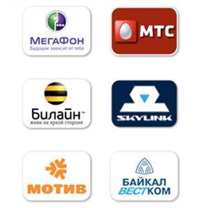Операторы сотовой связи Бессоновки