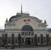 Железнодорожные вокзалы в Бессоновке