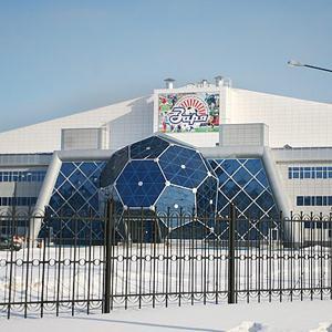 Спортивные комплексы Бессоновки