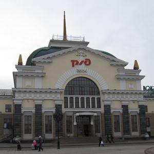 Железнодорожные вокзалы Бессоновки